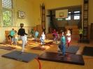 Zdravotní cvičení II. A